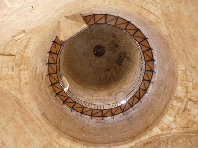 Cúpula de la Torre de las Campanas